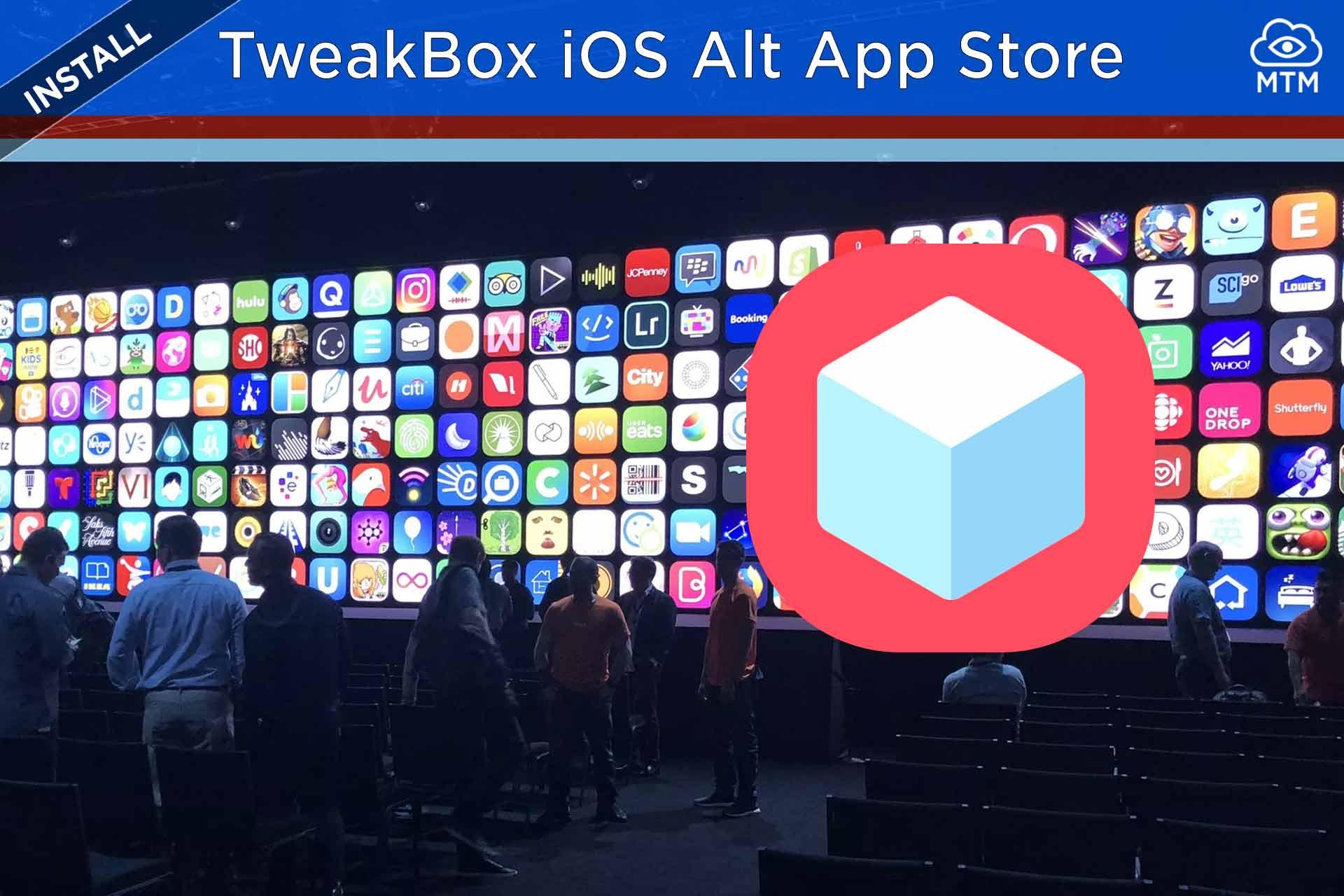 Download TweakBox Android APK iOS & Install on iPad, iPod, iPhone
