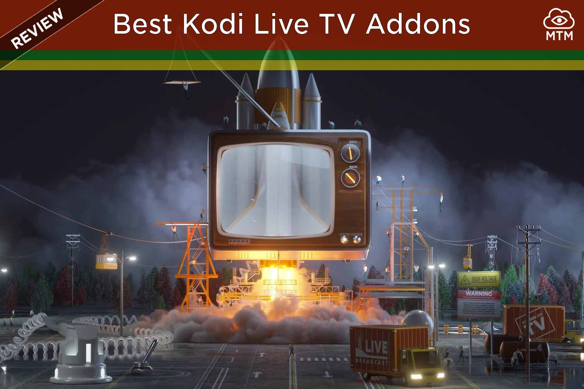 Top 15 Best Live TV Kodi Addons for Free IPTV Streaming [May