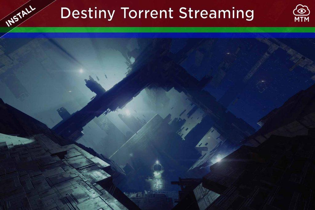 Destiny Torrent Streaming Zero Buffering Kodi Addon