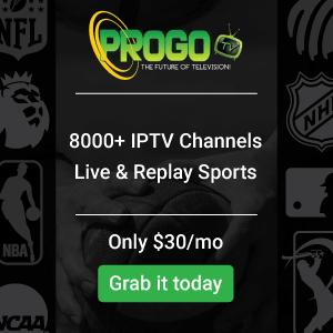 premium IPTV service for $30 per month!
