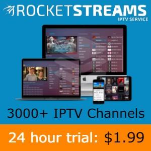 premium IPTV service for $7.50 per month!