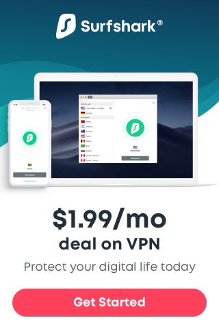 Anonymously stream free movies, TV shows, and live sports with Surfshark VPN