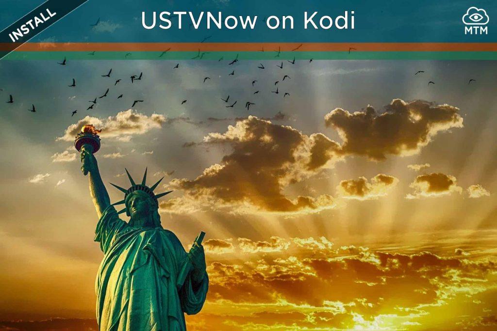ustvnow live kodi tv addon