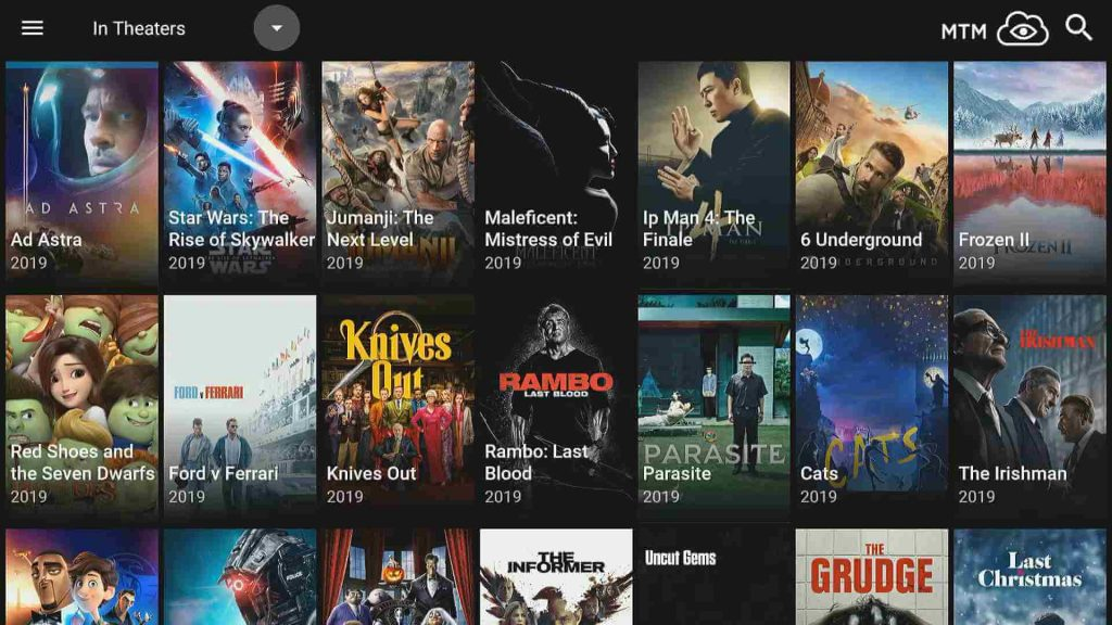 watch new released movies in catmouse apk