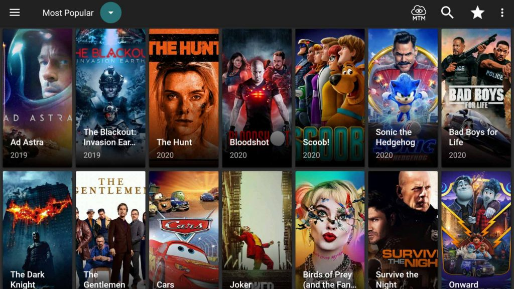 cyberflix apk tv and movie streaming app