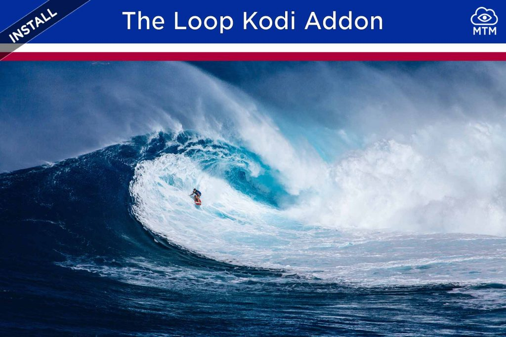 the loop kodi sports addon featured image