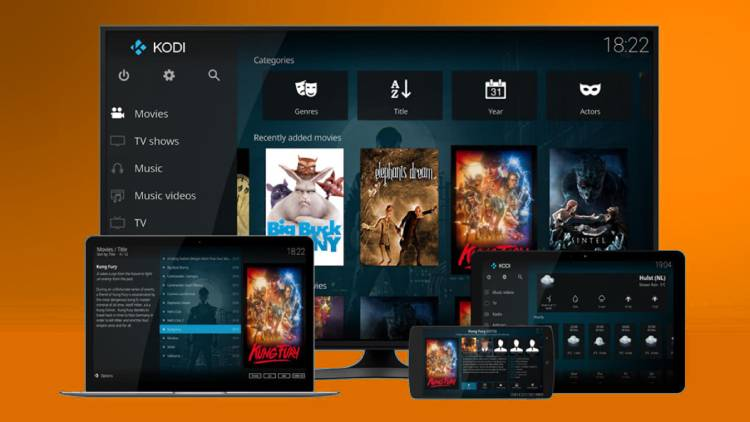 Kodi on All Your Streaming Devices