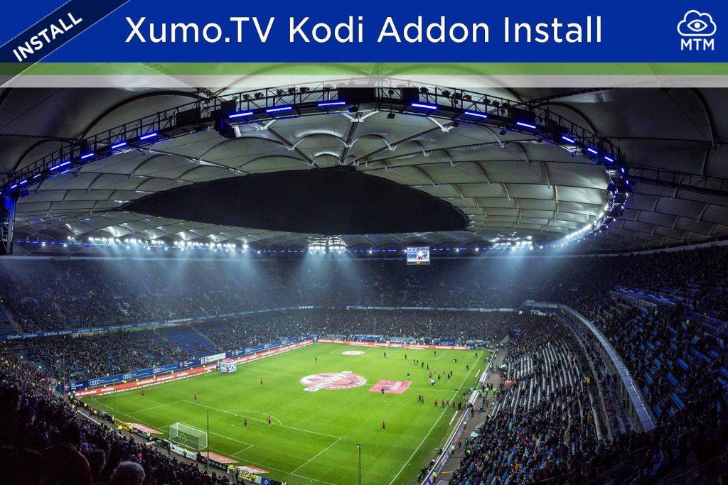 Xumo.TV Kodi Addon Install