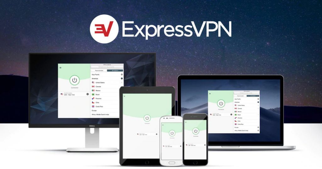 express vpn apps for specialized streaming devices devices