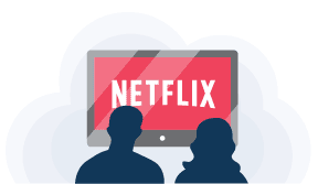 watch netflix while abroad
