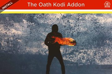 nstall The Oath Kodi Addon